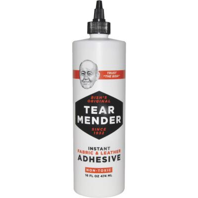 Val A Tear Mender 16 Oz. Leather & Fabric Cement