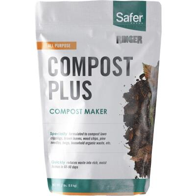 Safer Ringer Compost Plus 2 Lb. Compost Maker