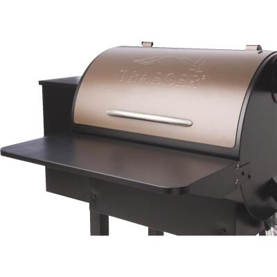 Traeger 22 Series/PRO 575 Front Folding 13-1/2 In. W. x 26 In. L. Steel Grill Shelf