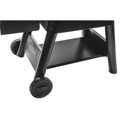 Traeger Pro Series 22 Bottom 14 In. W. x 27 In. L. Steel Grill Shelf